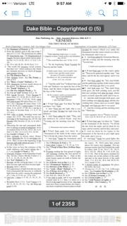 Dake Bible KJV (Apple Download)