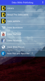Dake Bible App for Apple Devices