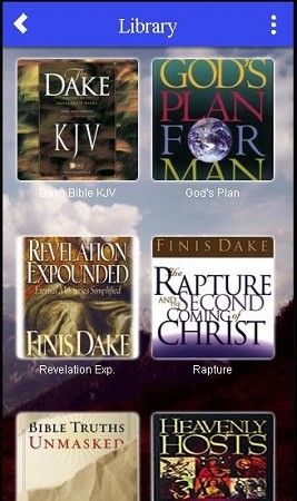 Dake Bible App for Apple Devices-See description below for purchasing information.